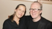 Whos Afraid of Virginia Woolf  Meet and Greet  Amy Morton  Tracy Letts