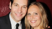 Paul Rudd is proud to have his wife Julie Yaeger by his side.