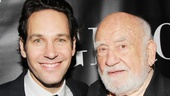 Grace  Opening Night  Paul Rudd  Ed Asner