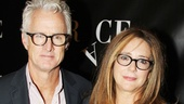 Grace  Opening Night  John Slattery  Talia Balsam