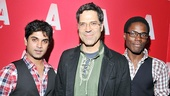 Harper Regan Opening Night  Vandit Bhatt  Christopher Innvar  Stephen Tyrone Williams