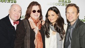 'Dead Accounts' Meet and Greet — Jack O'Brien — Theresa Rebeck — Katie Holmes — Norbert Leo Butz