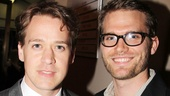 Whos Afraid of Virginia Woolf  Opening Night  T.R. Knight  Patrick