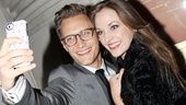 Whos Afraid of Virginia Woolf  Opening Night  Laura Osnes  Nathan Johnson