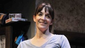 Falling leading lady Julia Murney plays the emotionally and physically challenging role of mom Tami.