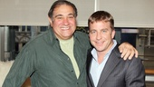 Dan Lauria and Peter Billingsley are both grown-up Ralphies!