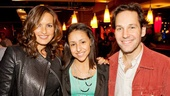 Paul Rudd Bowling Benefit  Mariska Hargitay  Paul Rudd