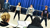Bare – Rehearsal – cast – Stafford Arima