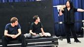Bare – Rehearsal – Jason Hite – Taylor Trensch
