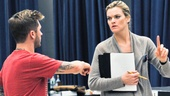 Bare  Rehearsal  Travis Wall  Missi Pyle