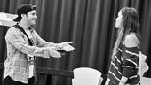 Bare – Rehearsal – Gerard Canonico – Elizabeth Judd