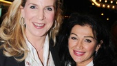 The Heiress  Opening Night  Margo McNabb Nederlander  Claire Mercuri