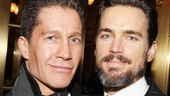 The Heiress  Opening Night  Bruce Bozzi  Matt Bomer