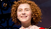 Lilla Crawford as Annie in Annie.