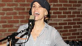 Jenn Colella brings down the house (or, the recording studio!) as conniving reporter Hedda Hopper.