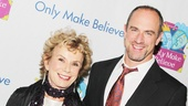Only Make Believe founder Dena Hammerstein and host Christopher Meloni get set for a gala benefit performance at Broadway's Jacobs Theatre.