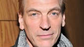 Checkers opening night – Julian Sands