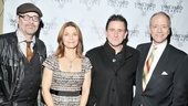 Checkers opening night  Terry Kinney  Kathryn Erbe  Anthony LaPaglia  Douglas McGrath