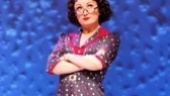 Caroline O'Connor as Miss Shields in A Christmas Story.