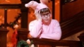 Johnny Rabe as Ralphie in A Christmas Story.