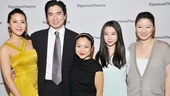Golden Child  Opening Night  Lesley Hu  Greg Watanabe  Julyana Soelistyo  Annie Q.  Jennifer Lim