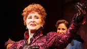 Mystery of Edwin Drood Opening Night  Chita Rivera