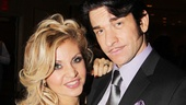 Married Broadway stars Orfeh and Andy Karl bring the classy to the Drood celebration!