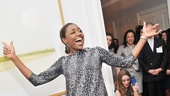 Leading Player Patina Miller wows the crowd with Simple Joys.