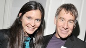 You dont need a nametag, Stephen Schwartz! The Pippin and Wicked composer is delighted to join forces with director Diane Paulus for a fresh look his first musical, which debuted on Broadway 40 years ago! 