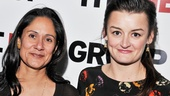 The Good Mother – Opening Night – Sakina Jaffrey – Alison Wright
