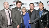 Giant Opening Night  Patrick Willingham  Oskar Eustis  Sybille Pearson  Michael Greif  Michael John LaChiusa