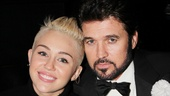 Hannah Montana reunion! TV and music stars Billy Ray and Miley Cyrus are a father-daughter dream team.