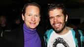 Carson Kressley and Perez Hilton bring some fabulousness to opening night of Forever Dusty.