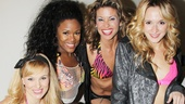 Flashdance Meet and Greet – Matthew Hydzik – Kelly Felthous – DeQuina Moore – Rachelle Rak – Emily Padgett