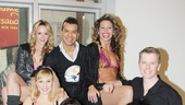 Flashdance Meet and Greet – actresses – Robbie Roth – Sergio Trujillo – Robert Cary