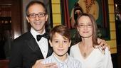 'A Christmas Story' Opening Night — John Rando — Eileen Rando