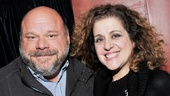 Two of the funniest stage actors we know, Kevin Chamberlin and Mary Testa, are on the scene.