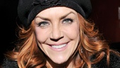 Andrea McArdle in Newsical  Andrea McArdle