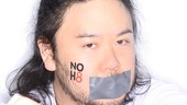 Director Stafford Arima takes a stand and shows his support for the NOH8 Campaign. Catch Bare at off-Broadway's New World Stages!