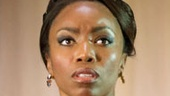 Heather Headley as Rachen Marron in The Bodyguard.
