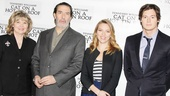 Cat on a Hot Tin Roof  Meet the Press  Debra Monk  Ciaran Hinds  Scarlett Johnasson  Benjamin Walker 