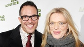'Dead Accounts' Opening Night — Michael Mayer — Sherie Rene Scott
