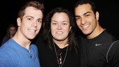 Rosie ODonnell at Bring It On  AJ Blankenship  Rosie ODonnell  Bettis Richardson