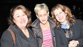 Steel Magnolias benefit reading  Margo Martindale  Constance Shulman  Betsy Aidem