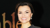 es Miserables London premiere  Samantha Barks