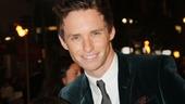 Les Miserables London premiere – Eddie Redmayne – Daniel Huttlestone