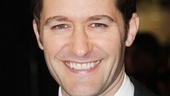 Les Miserables London premiere  Matthew Morrison