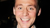 The Bodyguard opening night  Tom Hiddleston