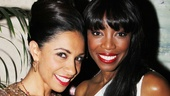 The Bodyguard opening night – Debbie Kurup – Heather Headley