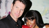 The Bodyguard opening night  Lloyd Owen  Malaki Paul  Heather Headley